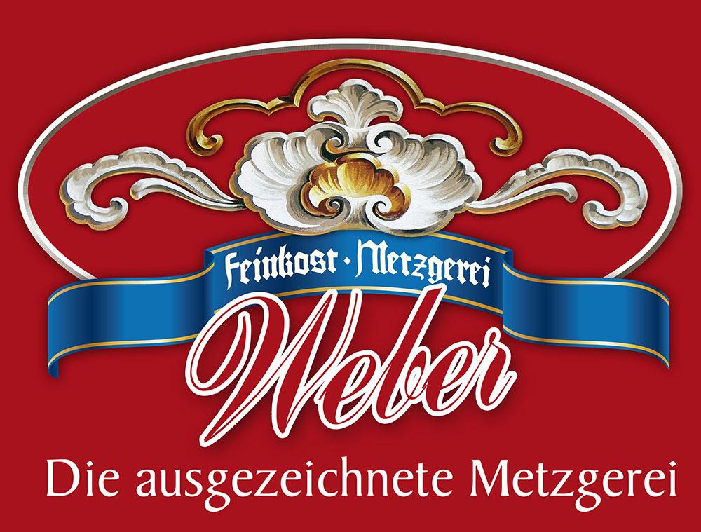 Logo Feinkost Metzgerei Weber