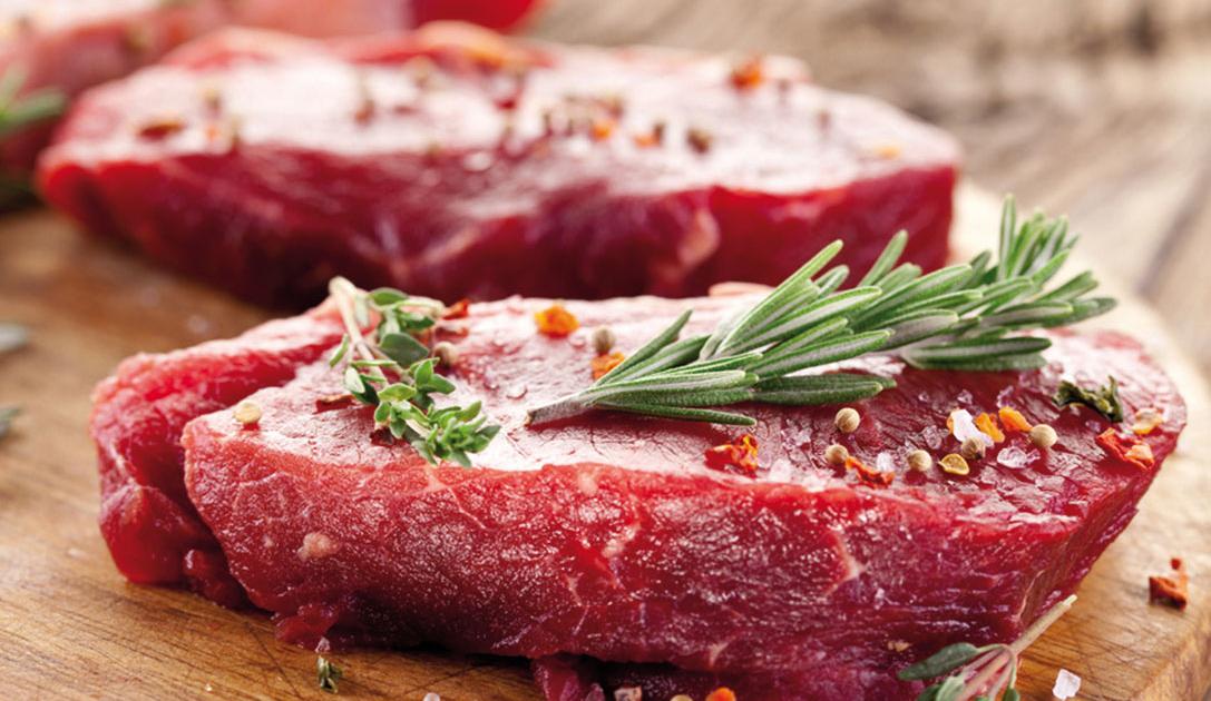 Fleischgenuss