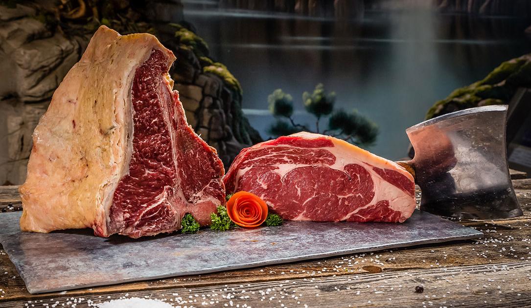 Bestes Rindfleisch aus dem Isarwinkel