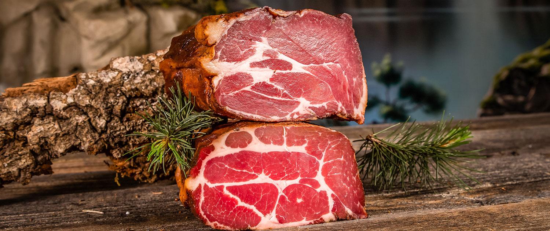 Gesundes Fleisch für die gute Küche